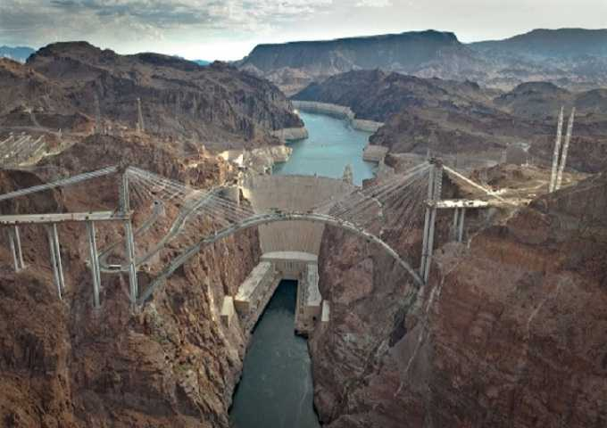 Hoover Dam - Fabricated Rebar